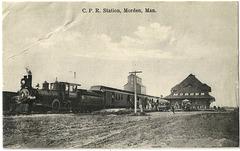 MN1101 MORDEN - C. P. R. STATION
