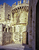 Rhodes Old Town Wall 1994