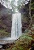 Henrhyd waterfall, Coelbren, upper Swansea valley, South Wales