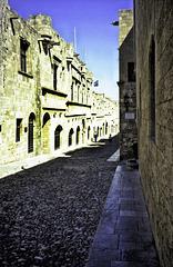 Rhodes Old Town 1994