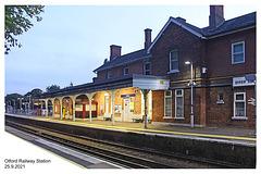 Otford Railway Station 25 9 2021