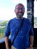 CZ - Karlovy Vary - me at Diana Tower