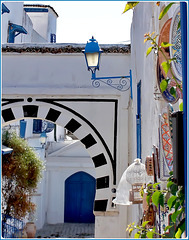 Tunisi - Sidi Bu Said 5