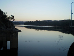 Cabril Dam.
