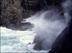 Blowhole at Tubby's Head