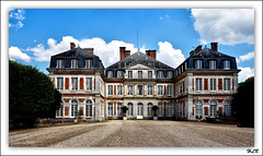 Château d'e Fontaine la Soret