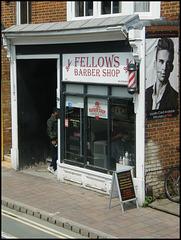 Fellow's barber shop