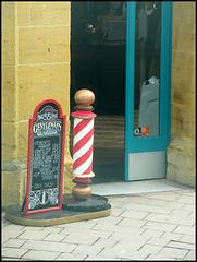 gentleman's barber