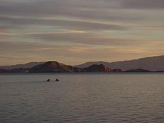 Kayaking the Bahía de los Ángeles, Baja