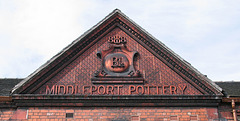Middleport Pottery 1888