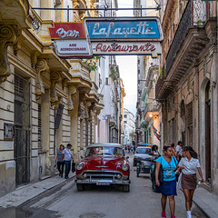 welcome to La Habana