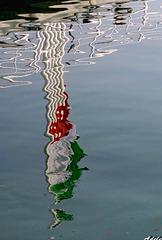 Italian reflected fence