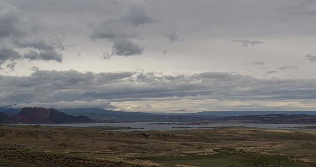 Flaming Gorge reservoir UT  (#0038)