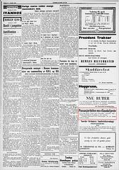 Nordlands Avis, 9. mars 1956