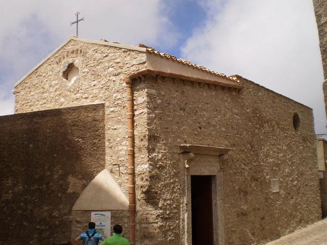 Saint Isidore Chapel.