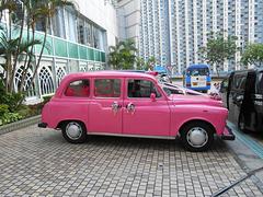 Mariage à Honk Kong