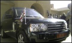 Ambassadorial Range Rover