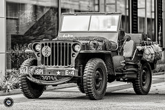 Willys MB or Ford GPW