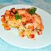 Überbackene Kartoffel-Gemüse-Pfanne