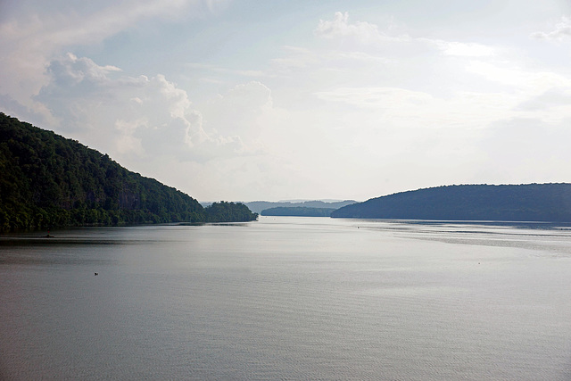 The Tennessee River