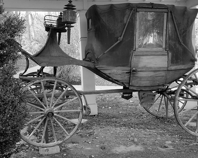 Vintage Carriage