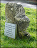 stagecoach mounting stone