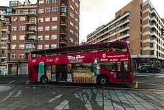 Autobús turístico de dos pisos