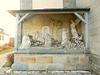 Christliche Bildhauerarbeit