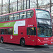 London Buses at Angel (1) - 8 February 2015