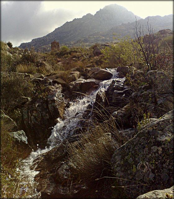 H. A. N. W. E. everyone!  Mountain stream