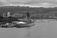 USS MISSOURI and USS ARIZONA Memorial