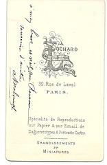 Malvaut by Fernand Lochard (Autograph)