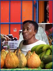 Victoria : una vita passata al mercato