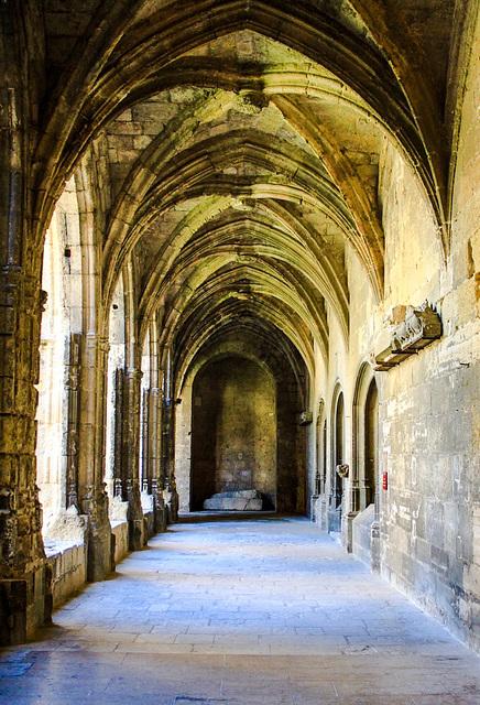Narbonne - Cathedrale Saint-Just-et-Saint-Pasteur
