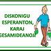 DISKONIGU ESPERANTON LL