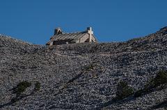 le Ventoux - la petite chapelle