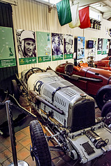 The Halford Special at Brooklands Museum