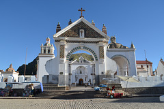 Bolivia, The Cathedral of Our Lady of Copacabana