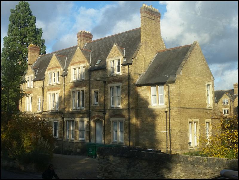 St Anthony's residences