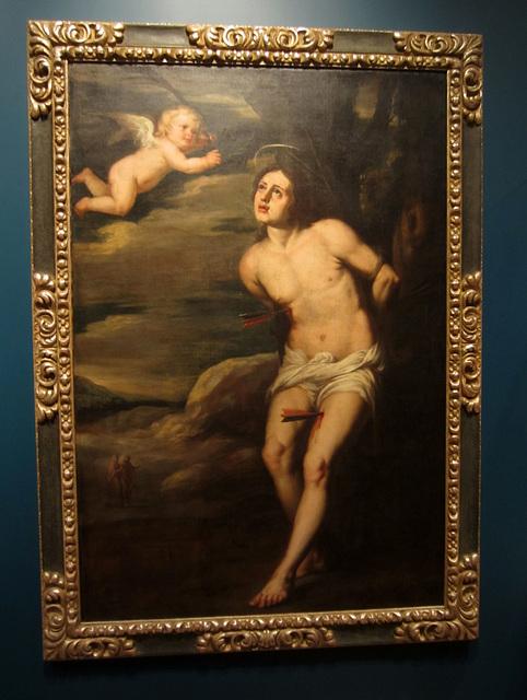 St Sebastian (2627)