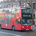 London Buses at Angel (5) - 8 February 2015