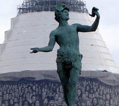 A Famous Actor ~ Senate Garden ~ Paris ~ MjYj