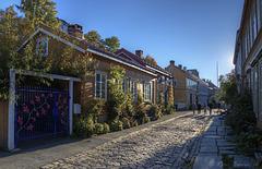 Bakklandet, Trondheim.