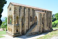 Santa Maria del Naranco , Oviedo (Asturias)