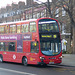 London Buses at Angel (6) - 8 February 2015