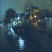 Amsterdam rain