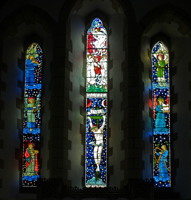 East Window, Staveley Church, Cumbria
