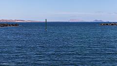 Hafenausfahrt Orzola (PiP)