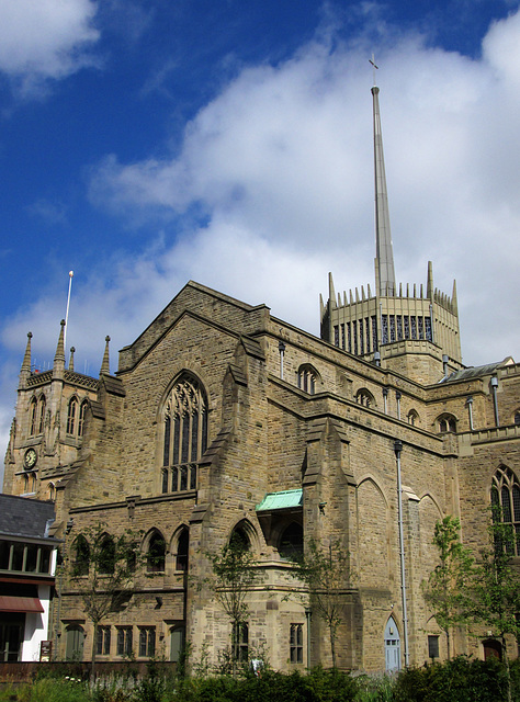 Blackburn Cathedral.