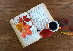 coffee and autumn mood
